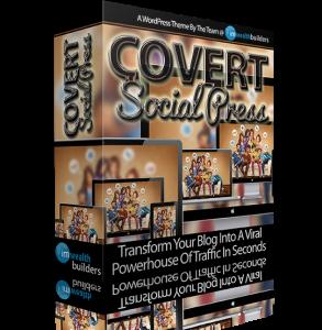 Covert Social Press