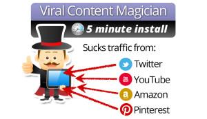 Viral Content Magician